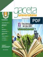 Edición Especial FIL UABC 2014