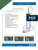 Pulsioximetro Dre Waveline Nano