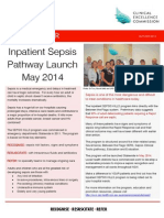 Sepsis Newsletter Final PDF Version Autumn 2014