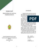 8.6. Ped Teknis Master Plan Agrowisata