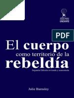 El cuerpo como territorio de la rebeldía