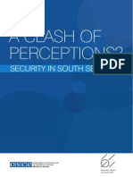 Marovic Kostic Ejdus (2012) a Clash of Perceptions- Security in South Serbia-Libre