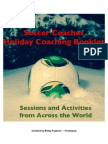 Holiday Soccer Coaches Booklet