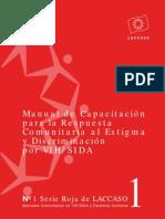 MANUAL Comunitario VIH