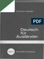 Deutsch für Ausländer Teil 2