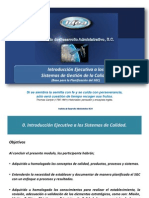 I. Introducción a los Sistemas de Gestión de Calidad y Planeación Estrategica.ppt