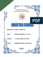 Monografía - Didáctica General.doc