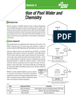 9-TB - Interaction of Pool Water and Air Chemistry