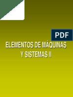 ELEMENTOS+DE+MÁQUINAS+Y+SISTEMAS+II