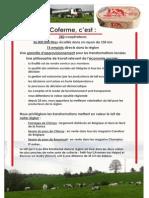 Coferme Presentation