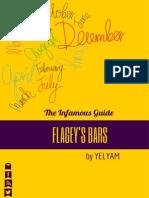 Infamous Guide Flagey Bars (Français)