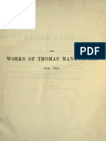 The Complete Works of Thomas Manton, D.D. Vol 8