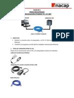 REDES INDUSTRIALES_COMUNICACIÓN ETHERNET S7-300