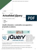 Añadir elementos _ contenidos con append() y prepend() en jQuery _ Actualidad jQuery
