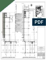 c1-1 - Planta Arquitectonica y Trama de Pisos n1 y n2 - Cuerpo c1