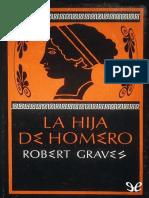 Graves Robert - La Hija de Homero
