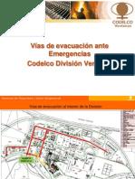 Vias de Evacuacion Dven (1)