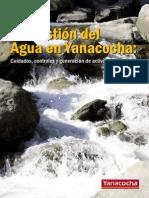 Gestion Del Agua Yanacocha