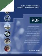 Guide Non Stockpile Chemical Warfare Materiel