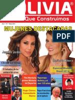 Revista Bolivia - Marzo 2014