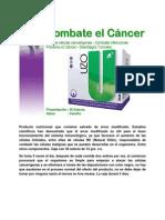 cáncer eliminado con omnilife