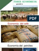 Tres  sectores  económicos