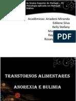 SLIDE de Anorexia !!