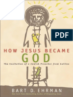 How Jesus Became God by Bart D. Ehrman (Excerpt)