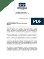informe comisión estatal derechos humanos sinaloa