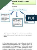 3 Propositos de La Didactica de La Lengua y Trabajo Colaborativo en El Aula