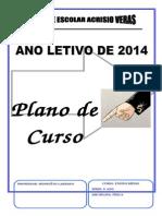 PLANO DE CURSO 3º ANO
