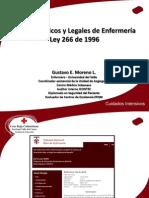 ASPECTOS ETICOS Y LEGALES PRESENTACIÓN