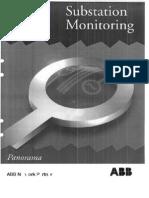 1MRK501002-SEN en Substation Monitoring