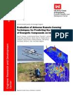 Remote Sensing Distribution Energetics