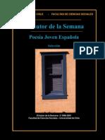 Varios - Poesia Joven Española