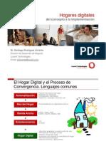 Hogares Digitales - Del Concepto a la Implementación