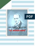 J.M. VARGAS VILA.PRÓLOGO AL MINOTAURO