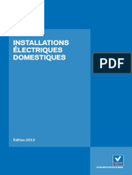 Installations-Electriques-Domestiques Edition 2013 FR