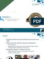 BSIMM v Presentation