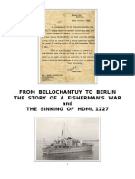 From Bellochantuy to Berlin - The Story of a Fisherman's War - HDML 1227