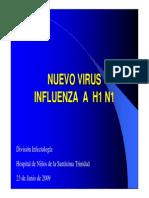 Influenza N1H1