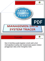 Management Data - System Tracer