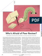 BOHANNON 2013 Science - Quality of Peer Review