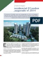 Proyecto Residencial D'Leedon