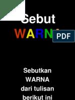 Games Sebut Warna