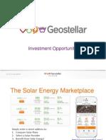 geostellarsolarenergymarketplacegrowthroundinvestorpresentation2014-01-20-140120144416-phpapp01