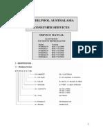Manual RefrigeraMANUAL REFRIGERADOR GE PROFILE ARCTICAdor