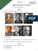 2013-13, AI, Ficha de trabalho - questões para testar os conhecimentos de Política..pdf