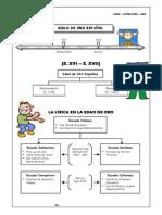 II BIM - LIT - 2do. Año - Guía 1 - Siglo de Oro Español