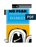 No Fear Shakespeare Hamlet